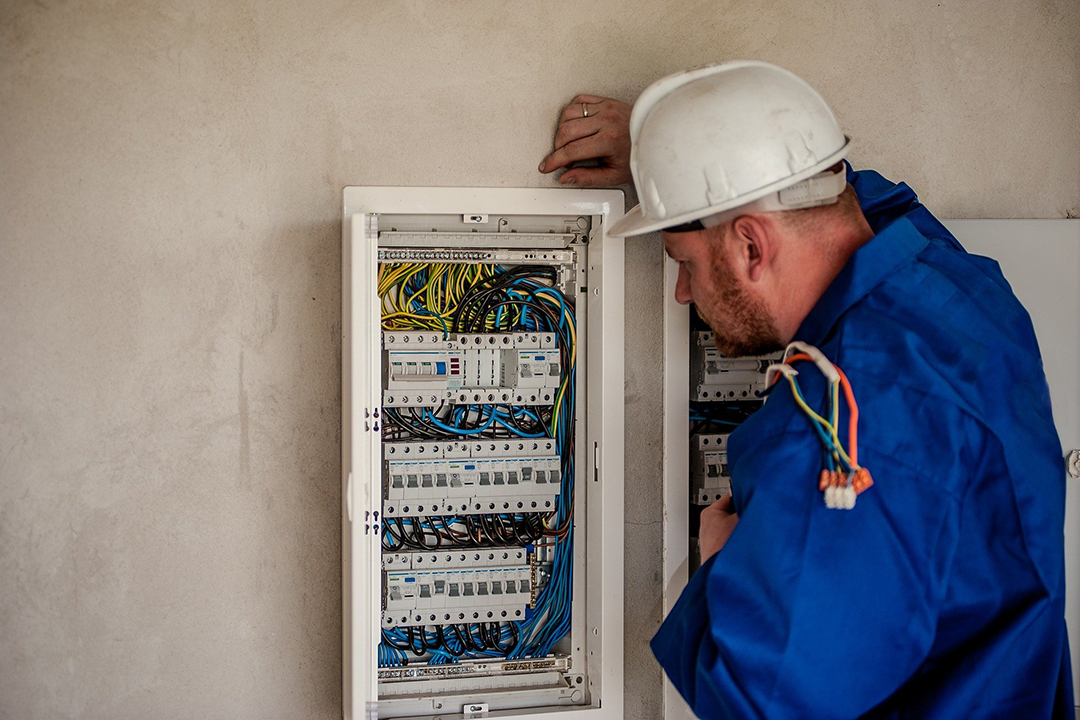 Riparazione elettrica professionale
