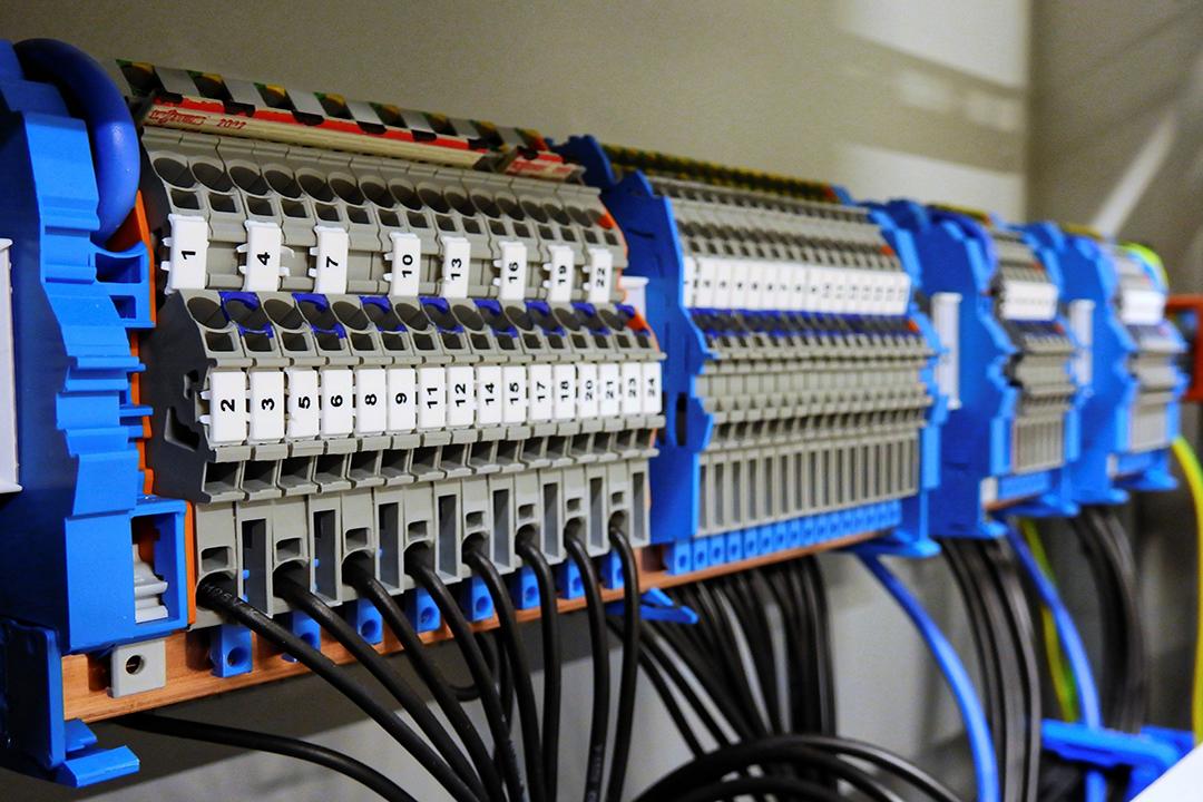 Riparazioni quadro elettrico industriale